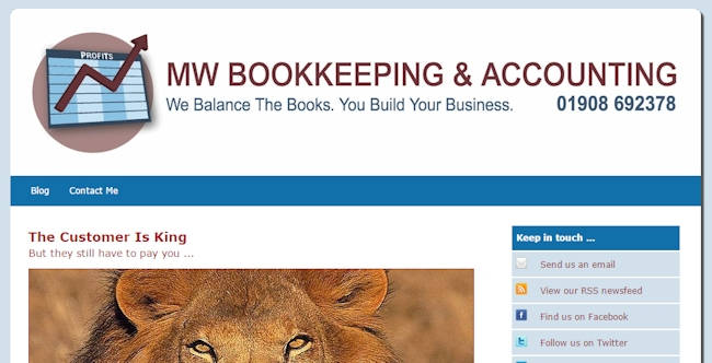 MW Bookkeeping