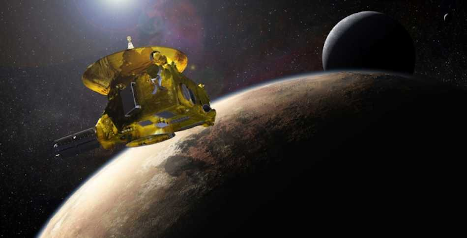 As New Horizons screams past Pluto, we'll get pin sharp images!