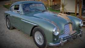Doris the Aston Martin is my ongoing passion for keeping a little bit of history on the road!