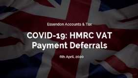 HMRC have updated their guidance on VAT payment deferrals!