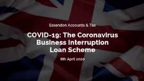 There are 40 Coronavirus Business Interruption Loan Scheme accredited lenders!