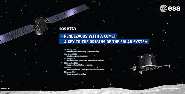 Both Rosetta and Philae did some amazing science at comet 67P!
